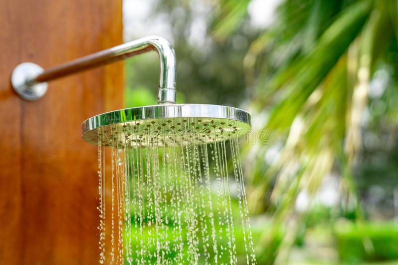 Conseils pour aménager une douche extérieure